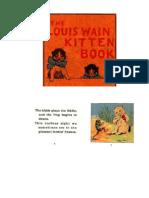 The Louis Wain Kitten Book