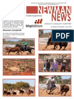 Newman News October 2015 Edition