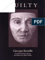 Bataille, Georges - Guilty (Lapis, 1988)
