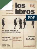 Revista Los Libros N1