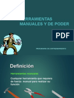 Herramientas Manuales Y de Poder Versión 1