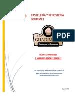 Plan de Negocio_reposteria