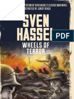 Graphic novel extract - Wheels of Terror by Sven Hassel