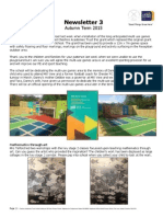 Autumn Term 2015 Newsletter 3