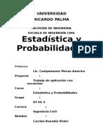 Analisis Estadistico