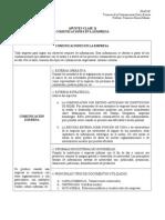 Apuntes Clase 11 - Comunicaciones en La Empresa