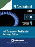 El Gas Natural Osinergmin