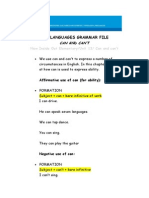 Bcn Languages Grammar File Can and Can t Elemantary (1)
