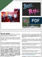 Dossier Blue Rose Díptico