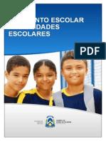 Regimento Escolar Da Rede Estadual 2012
