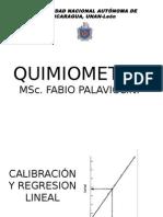Quimio Clase Linealidad