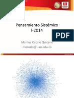 Pensamiento sistemico sesion 1