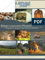 Kinixys Conservation Blueprint HRM 2014