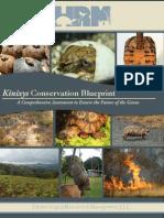 Kinixys Conservation Blueprint HRM 2014