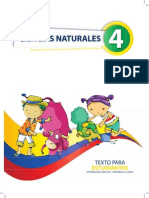 Libro Del Estudiante Naturales 4to