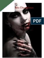 Vampire the Masquerade Combo Disciplines
