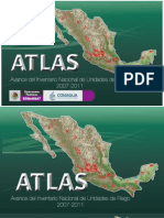 Atlas Unidades de Riego (COLMERN)