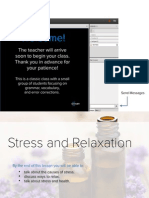 Classic Stress and Relaxation 2