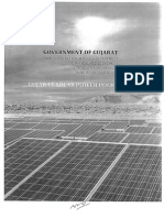 Gujarat Solar Power Policy 2015