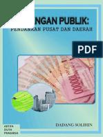 keuangan publik pusat dan daerah