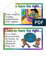 Rights Cards