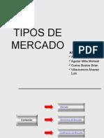 Tipos de Mercadoxdxd
