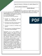 Comparación de La Apología de Sócrates y El Discurso de Andrés Manuel L