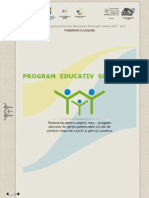 Program Educativ Suport