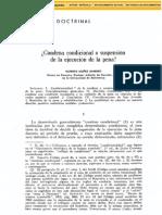 Dialnet-CondenaCondicionalOSuspensionDeLaEjecucionDeLaPena-2784729