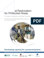 Ecological Restoration for Protected Areas Principles, Guidelines and Best Practices