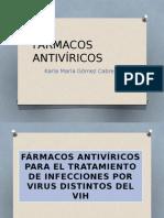 FÁRMACOS-ANTIVÍRICOS