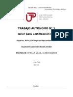 Taller ITIL