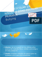 Exposicion Bullying