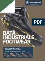 Bata Industrials India Catalogue 2014