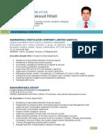 Resume of Golam Maksud Hilali.pdf
