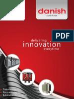 Danish e Brochure
