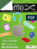 Shufflegazine #16 December 2009
