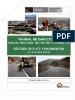 Seccion Suelos y Pavimentos Manual de Carreteras