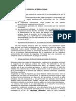 La Formacion Del Derecho Internacional