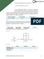 Práctica 1 Diseño de Filtro Paso Bajas