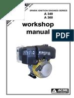 acme a349 service manual