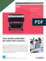 Impressora IPF 755 655 650