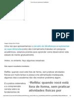 3 exercícios para desenvolver Mindfulness.pdf