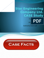 B2B Case Study Star Engineering Company Ltd