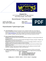 stfhs middleschool pe syllabus