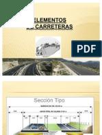 Elementos Geometricos de Carreteras
