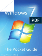 Windows 7 Pocket Guide Mintywhite