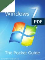 Windows 7 Pocket Guide Mintywhite