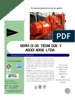 Brochure TECNICOS   ASOCIADOS