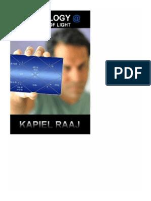 kapiel raaj astrology at the speed of light